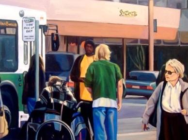 Rush Hour, Downtown Phoenix